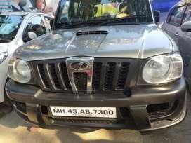 Mahindra Scorpio 2009-2014 VLX SE BSIII, 2010, Diesel