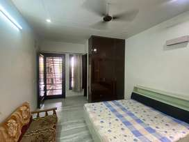 1 Room Kitchen Bathroom with Furniture in Mansarover for Family Only.