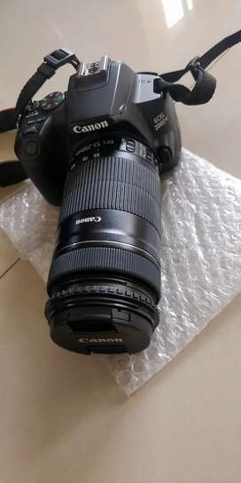 Canon 200D Mark2 For Rent