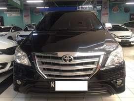 Toyota Kijang innova G 2.4 Automatic 2014 mulus terawat