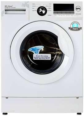 BPL 6.5 kg Fully-Automatic Front Loading Washing Machine (BFAFL65WX1)
