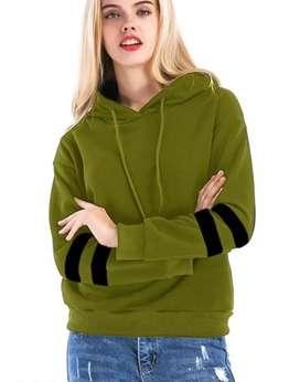 Voguish Fleece Printed Sweatshirts