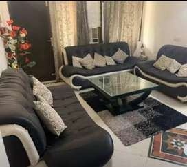 Sofa bed dining table LED good condition urgent sale