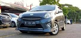 Toyota Agya TRD 2014 Abu2 Kinclong