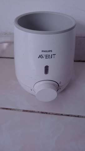 JUAL AVENT FAST BOTTLE WARMER SCF 355/00 PHILIPS HEATER BOTOL ASI SUSU