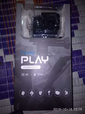 Noise play action camera