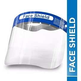 Grosir Face Shield Karet