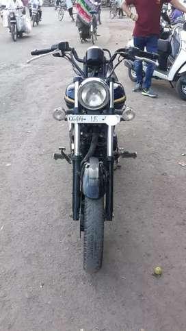 Bajaj avenger street 150 for sale in good condition