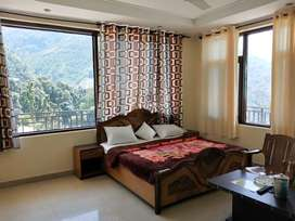 Hotel consisting 17 rooms that too fully furnished