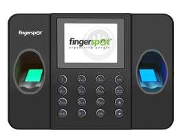 Mesin absensi sidik jari ada 2 sensor fingerprint Revo Duo-158 BNC