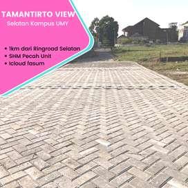 Dijual Tanah Murah di Bantul Tamantirto View Kavling Perumahan