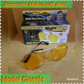 Kacamata Anti Silau Classic / Night View Sun Glasses