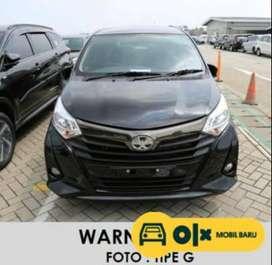 [Mobil Baru] Kredit murah Toyota Calya ( Promo akhir tahun )