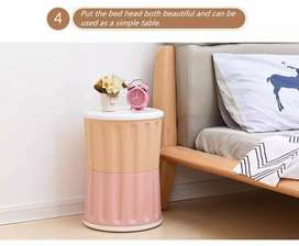 Garden Home Office room Side table multi storage stool organizer chair