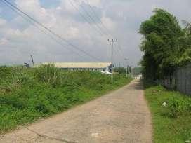 Tanah Siap Bangun Dalam Komplek Industri/Pergudangan