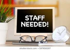 Experienced office staff for Medical Distributors