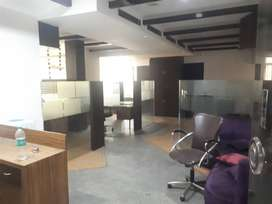 Fully Furnished and Well Maintained Office Space a Lajpat Nagar