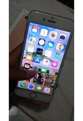 "Iphone 7 128 GB, Lengkap Muluss ""jual cepat"" baru di pake 4blnan"
