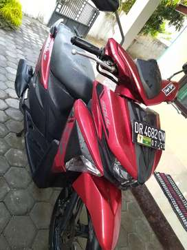 jual yamaha soul like new