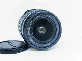 Lensa Kit Canon 18-55 IS -- Vazeto Kamera