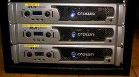 Professional Sound System for Rock / DJ - Peavey, Crown, Lexicon etc
