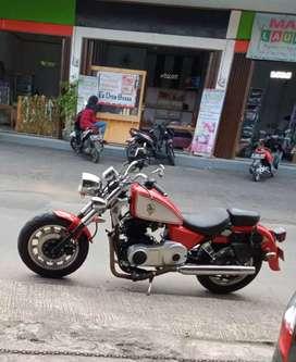 Beijing 350cc th2004.. Modifikasi