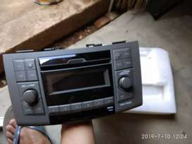 Head unit ertiga