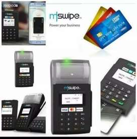 Mswipe sales and service