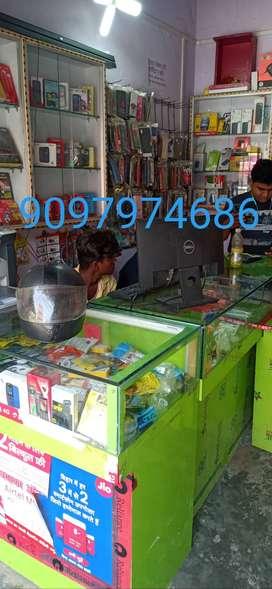 Mobule repairing work