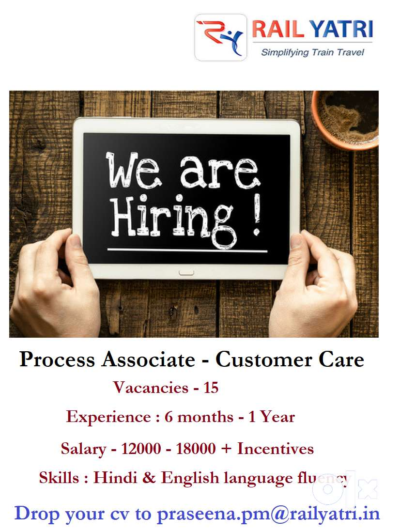 Associate-Customer Care 0