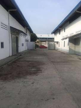 Di Jual Gudang Bisa Untuk Pabrik 15 Menit Dari Airport Soekarno Hatta