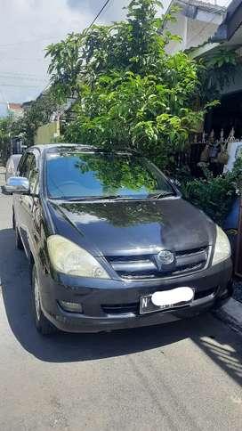 Toyota Kijang Innova type G thn 2008 matic plat N Kota an sendiri