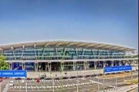 Airport Staff / Ground Staff / Air-Hostess @ Chennai Airport