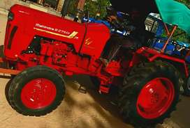 275 DI TU new condition genuine tractor