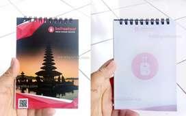 Buku seminar kit blocknote spiral