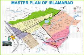 A Residential Plot Of 1800  Sq. Ft In Islamabad