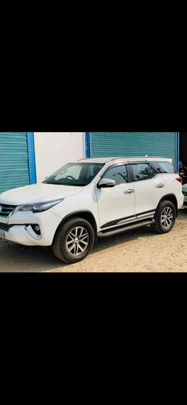 Toyota Fortuner 2017 Diesel Well Maintained