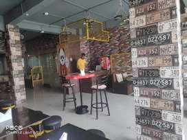 Restaurant available on Rent