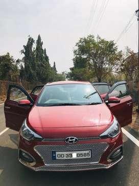 Hyundai I20 Sportz 1.2 BS-IV, 2018, Petrol