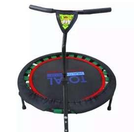 alat olahraga gym/ trampolin fitnes