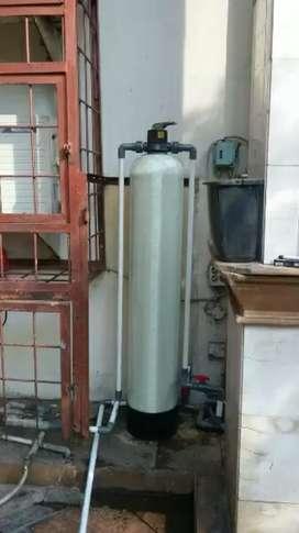 Filter air purworejo air Keruh kotor  jadi jernih