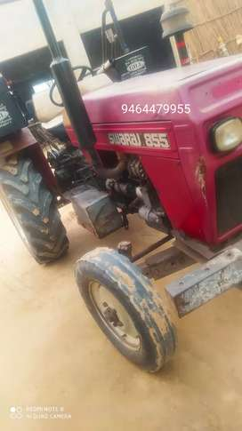 855 swaraj  2000 model punjab number engine gear ok aa sirra tactor aa