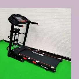 promo toko treadmill elektrik TL-138 incline electric tredmil NG-041
