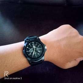 Jam tangan fashion canvas harga grosis