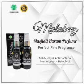 Malabeez / Parfum wangi tahan lama / Parfum Kasturi / Parfum pakaian