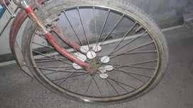 Samrat bicycle