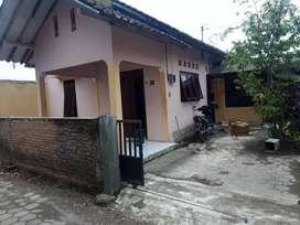 Di kontrakan rumah dekat kampus UAD 4 Giwangan Jogja ada 2 kamar