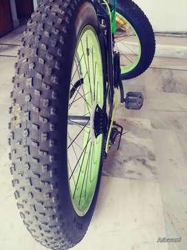 Brand new fat bike cycle