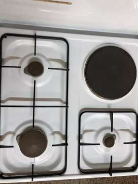 Electric and gas oven for sale