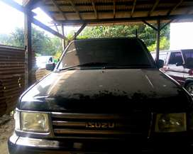 Dijual isuzu panther pick up diesel turbo 2007